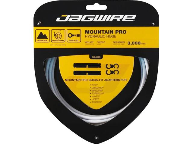 Jagwire Pro Hydraulic Câble de frein, white